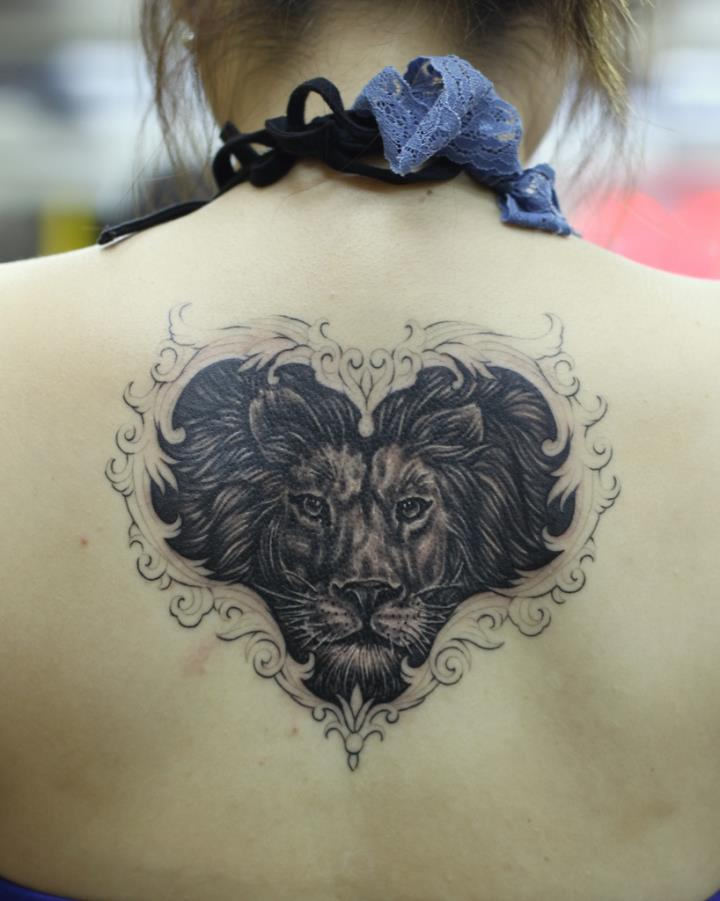 Lion-Tattoos-For-Women