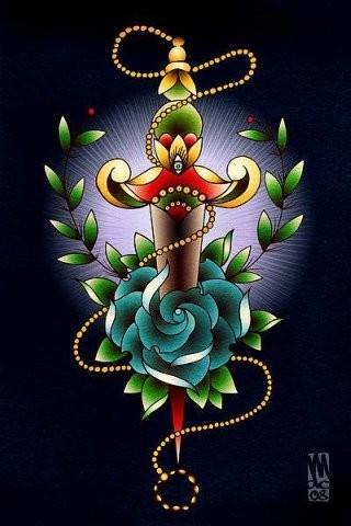 Tattoo Flash. Изображение № 30.