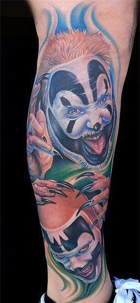 Лучшая татуировка в мире на руке