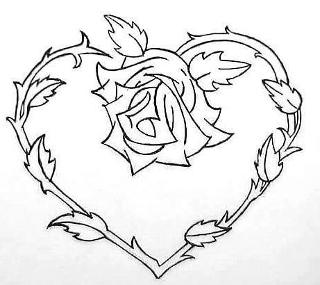 как нарисовать татуировку