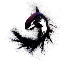 тату эскизы кита (5)