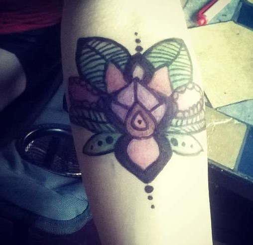 Татуировки знаки на запястье