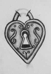 замок и ключи (17)