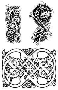 кельтские узоры (16)