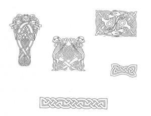 кельтские узоры (5)