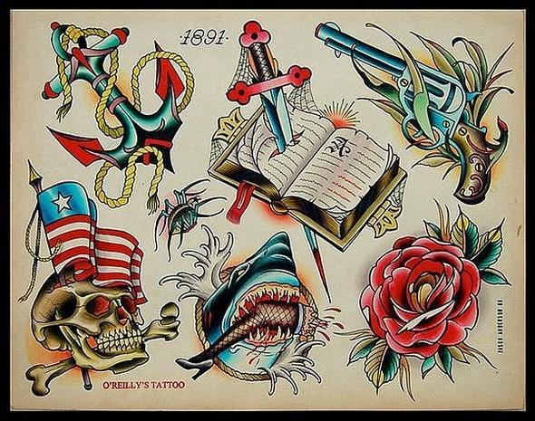 Tattoo Flash. Изображение № 2.