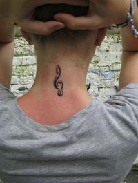 значение татуировки скрипичный ключ