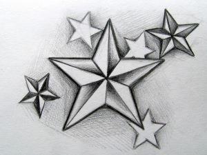 звезда эскиз (24)