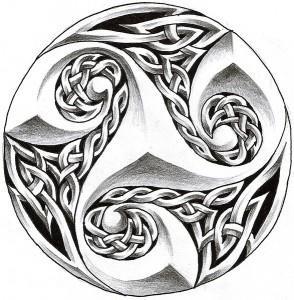 кельтские узоры (29)