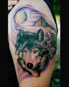 плечо волк (1)