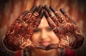 Руки в классическом индийском танце