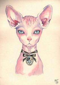 египетский кот (3)