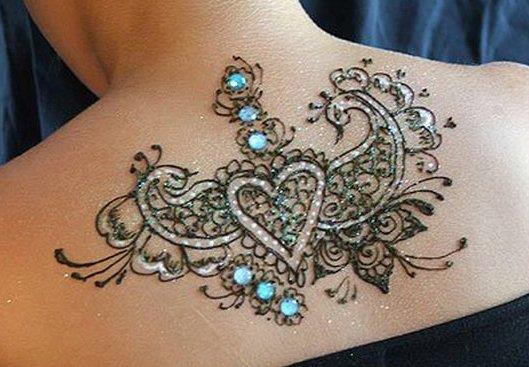 Татуировки хной (биотату): противопоказания