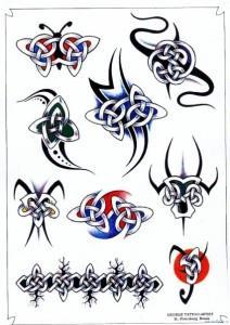 кельтские узоры (17)