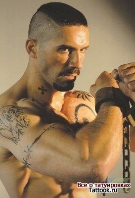 Татуировки Юрия Бойко: значение, фото фото