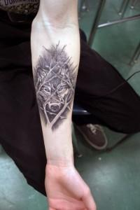 волк предплечие (5)
