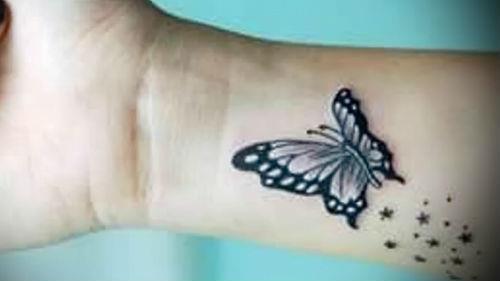 татуировка на руке во сне