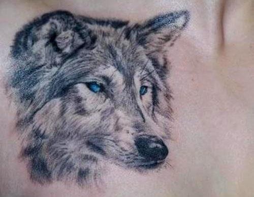 значение татуировки с волком
