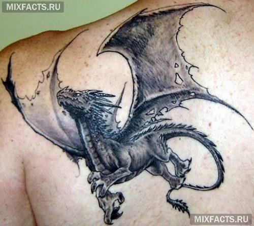 значение татуировок