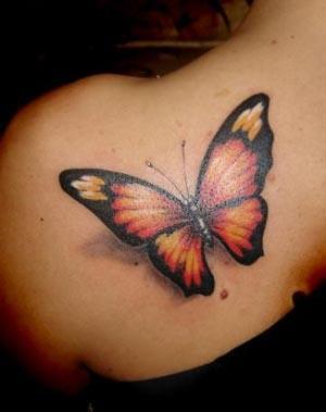 Татуировки для девушек, идеи-5