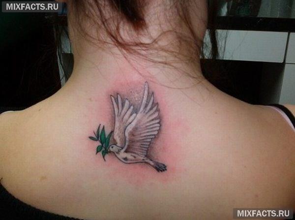 татуировки птиц значение