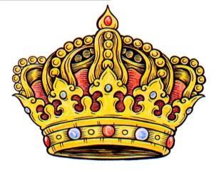 тату корона (8)