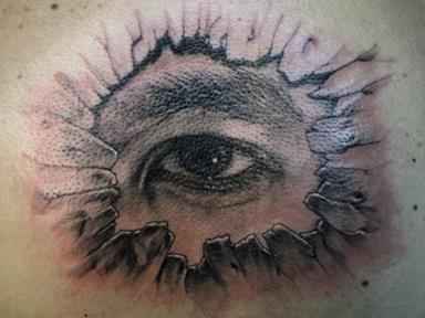 татуировка глаза значение фото