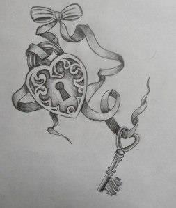 замок и ключи (6)