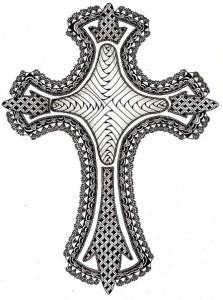 эскизы крест (11)