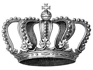 тату корона (12)