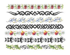 эскизы браслета (4)