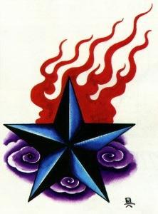 звезда эскиз (3)