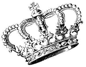 тату корона (6)