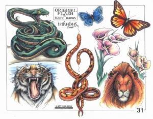 змея эскизы (3)