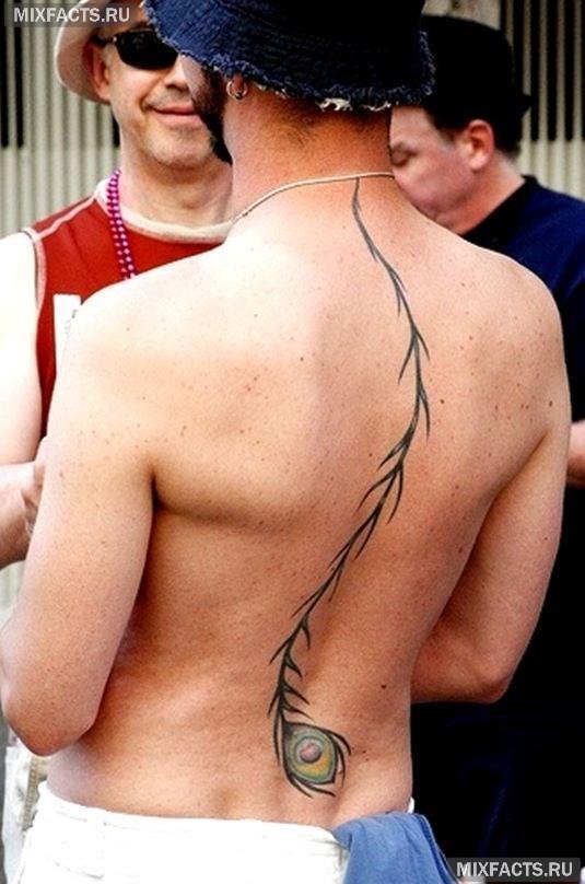 деи татуировки пера
