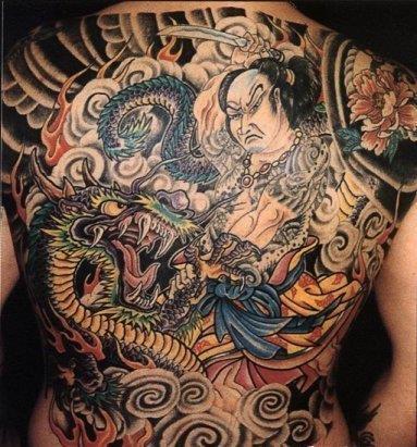 иредзуми фото японские татуировки