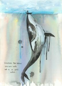 тату эскизы кита (4)