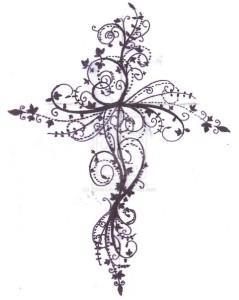 эскизы крест (7)