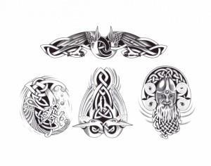 кельтские узоры (22)