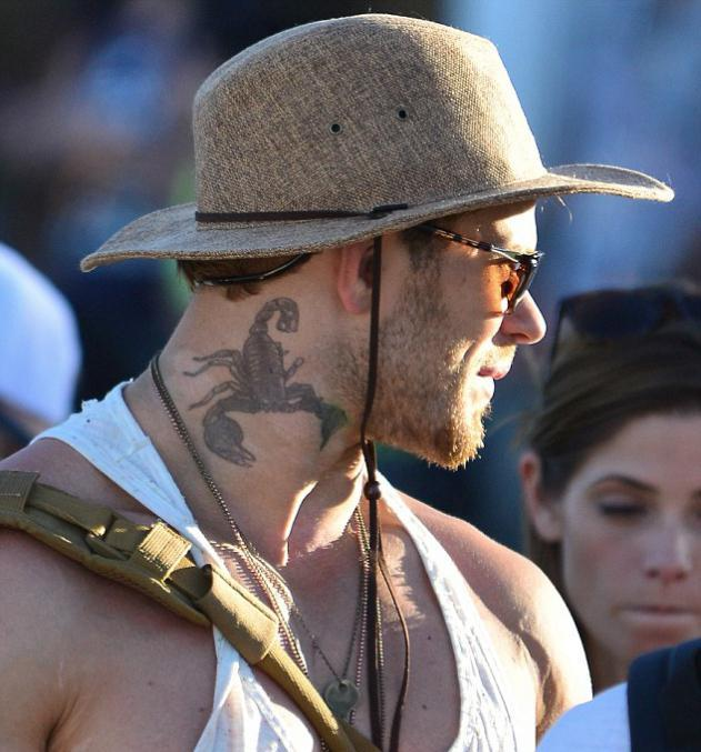 значение татуировки скорпион на зоне