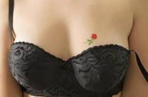 роза на груди (3)