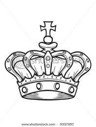 тату корона (2)