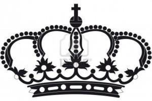 тату корона (1)
