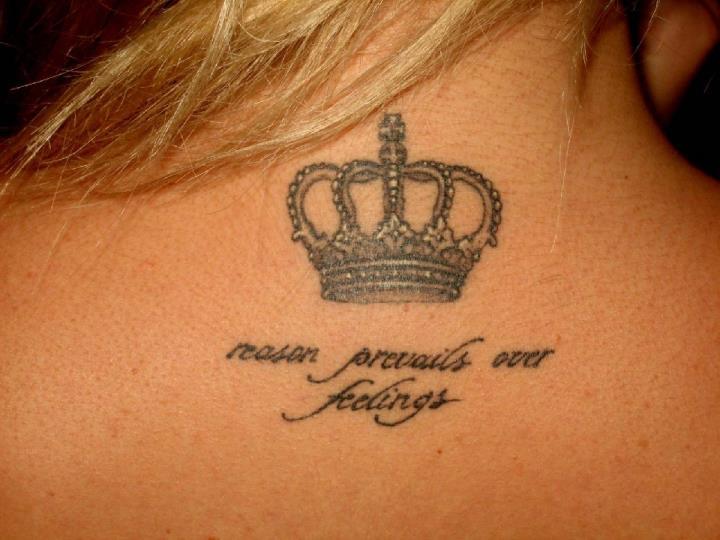 Татуировки пассивных гомосексуалистов