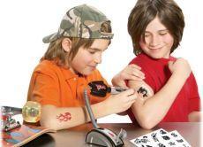 с какого возраста можно делать татуировки