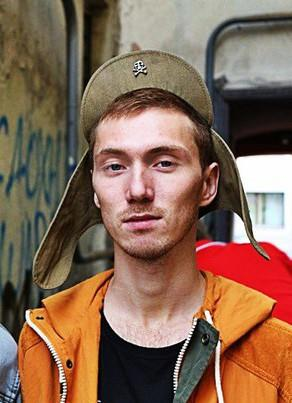 мастер тату Макс Калашников