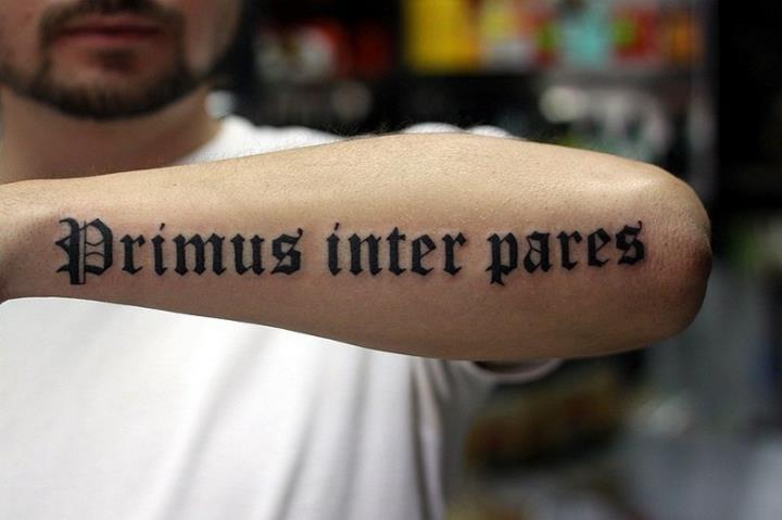 Как правильно пишется на латыни тату СПАСИ и СОХРАНИ