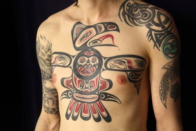 Значения татуировок в тюрьме в виде орла