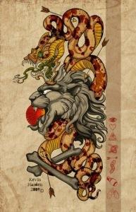 змея эскизы (1)