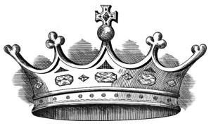 тату корона (9)
